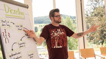 Jugend BIZ Naumburg Seminar Veranstaltung