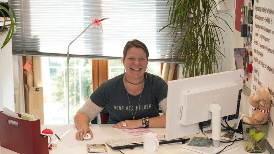 BIZ Naumburg Haus Team Betriebsversammlung