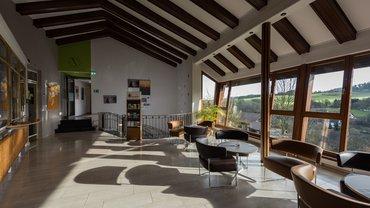 BIZ Naumburg Haus Freizeit Foyer